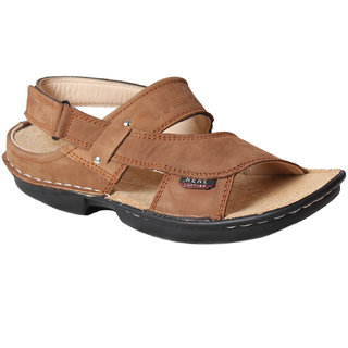 Leather Soft Men's Leather Sandals