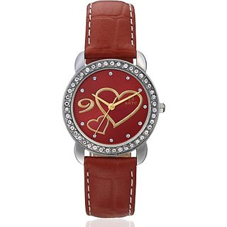 RRTC RRTC1104SL03 Basic Analog Watch - For Women