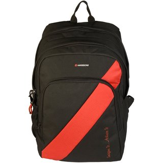 Harissons - Streak - Red - Office/College Backpack