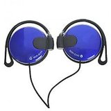 Blue Sony MDR-Q140 Headphones With Warranty
