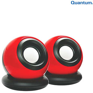 QHM 620 (Quantum) Mini USB Speaker 2.0 (No Color choice)