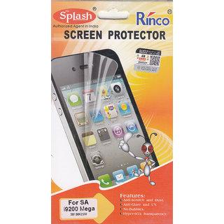 KMS Splash Rinco Screen Protector For Samsung Galaxy Mega i9200