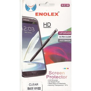 KMS ENOLEX HD Transparency Screen Protector For Samsung S6102