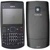 Nokia X2-01 Mobile Full Body Housing Panel(Black)