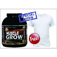 Instant Body Weight/Mass Gainer- GXN Muscle Grow Double Chocolate 3.2 Kg