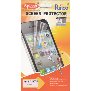 KMS Splash Rinco Screen Protector For Samsung Galaxy S Advance (i9070)