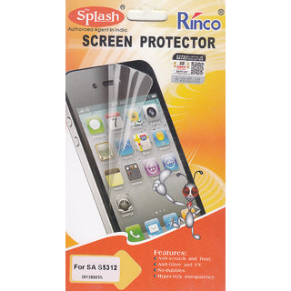 KMS Splash Rinco Screen Protector For Samsung Galaxy Pocket Y Neo (GT-S5312)