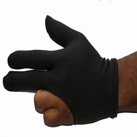 pool table and snooker table gloves(set of 2pc)