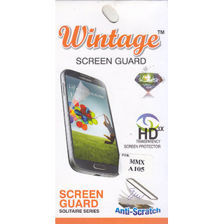 KMS Wintage Screen Guard For Micromax A-105