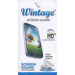 KMS Wintage Screen Guard For ASUS ZENPHONE 4