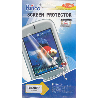 KMS Splash Rinco Screen Protector For BlackBerry-9800