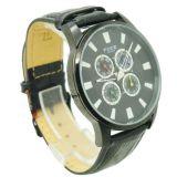 Foce F988gb Bl Designer Chronograph Mens Gents Wrist Watch Td 1114