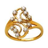 Ag Real Diamond Glamorus Desire Fashion Diamond Ring Agsr0187