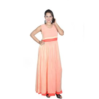 Fabrizia Western Long Dress FWLD-29
