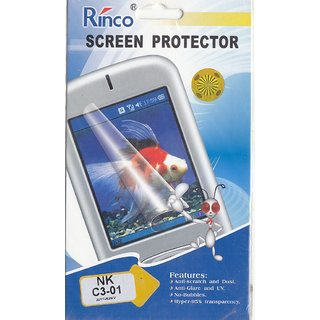 KMS Rinco Screen Protector For Nokia C3-01