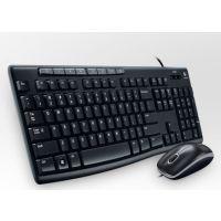 Logitech Media Keyboard Mouse Combo MK200