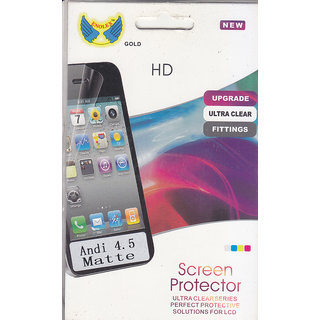 KMS ENOLEX HD Matte Screen Protector For iBall Andi 4.5
