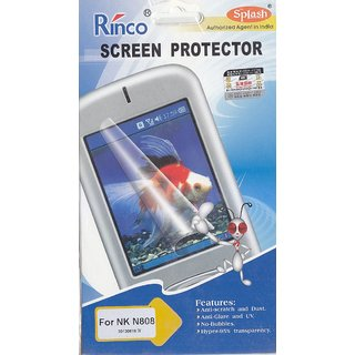 KMS  Rinco Screen Protector For Nokia-808