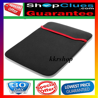 Laptop Sleeve For 15-15.6 inch laptops fits dell sony hp acer lenovo compaq etc.