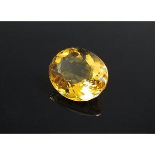 pukhraj Yellow pukhraj Topaz 5.34 carate Jupiter gemstone