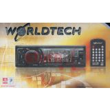 WORLDTECH CAR VCD/MP3 PLAYER