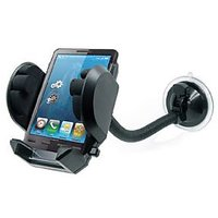 Universal Car Mobile Stand Holder With Photo Frame Fly Mp3 Ipad Iphone Samsung