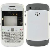 White 100% ORIGINAL Full Body Panel for Blackberry Curve 8520 – Free S.G.