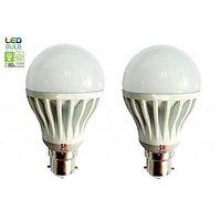 Led Bulb 7 Watt (Set Of 2)