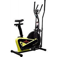 KAMACHI ELLIPTICAL BIKE OB-335 WITH FOUR WAY ADJUSTABLE SEAT