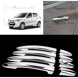 Chrome Door Handle Latch Cover Handle Cover For Maruti Alto 800