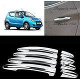 Chrome Door Handle Latch Cover Handle Cover For Maruti Suzuki A-Star