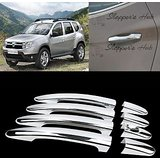 Chrome Door Handle Latch Cover Handle Cover For Renault Duster