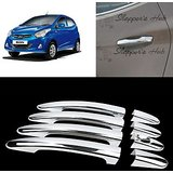 Chrome Door Handle Latch Cover Handle Cover For Hyundai Eon