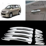 Chrome Door Handle Latch Cover Handle Cover For Toyota Innova