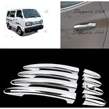 Chrome Door Handle Latch Cover Handle Cover For Maruti Van