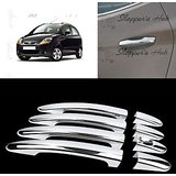Chrome Door Handle Latch Cover Handle Cover For Chevrolet Spark