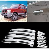 Chrome Door Handle Latch Cover Handle Cover For Tata Sumo