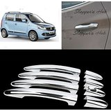 Chrome Door Handle Latch Cover Handle Cover For Maruti Wagon-R
