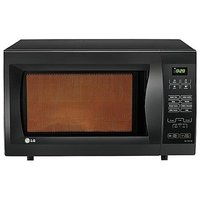 LG 28 Ltrs MC2844EB Microwave Oven Convection Microwave OvenBlack