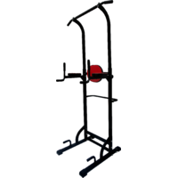 Kobo Imported Power Tower Complete Home Gym Fitness For Chin Up Door Pull Up Dip