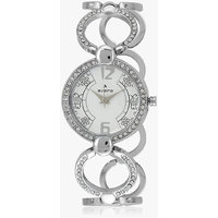 aveiro silver womn's watch
