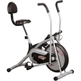 Body Gym Air Bike Platinum Dx With Backrest