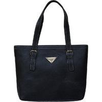 Fostelo Large Black HandbagFSB298