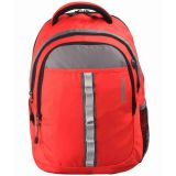 American Tourister 15.4 Inch Laptop Buzz Backpack Red