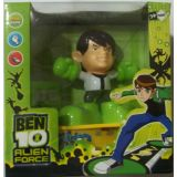 Remote Control Rc 2 Channel Ben10 Funny Skateboard Scooter Toy For Kids