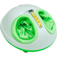 Deemark Air Foot massager with Heating With Eye cool Mask as a freebie