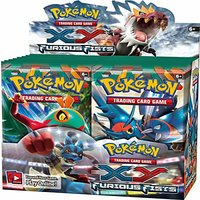 Pokemon Xy Furious Fists Trading Card Game (Multicolor)