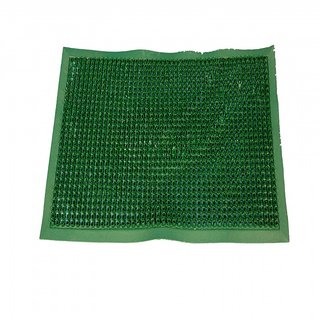 Ritika Carpets Plastic Medium Door Mat  1246