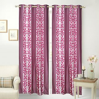 JBG Home Store Set of 2 Designer curtains: Buy JBG Home Store Set ...
