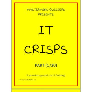 It Crisps Quiz Magazine